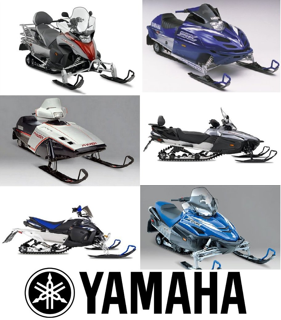 Thumbnail 2002 Yamaha VK540E Snowmobile Service  Repair Maintenance Overhaul Workshop Manual